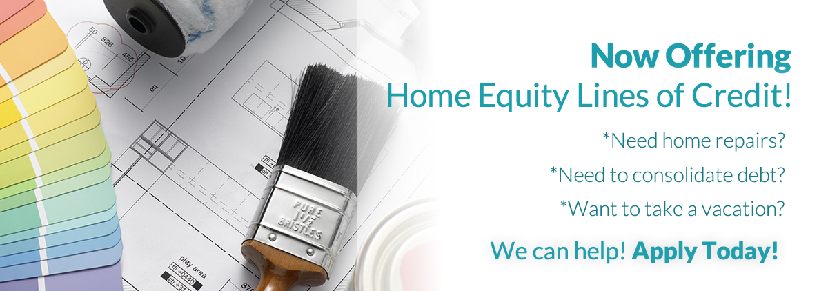 we now offer home  equity loans
