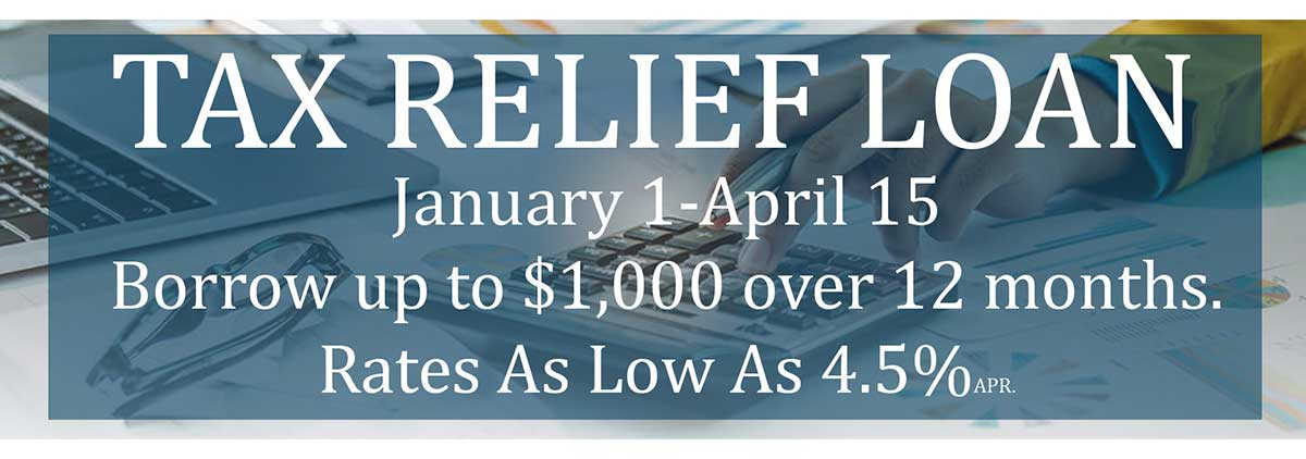 tax relief loan